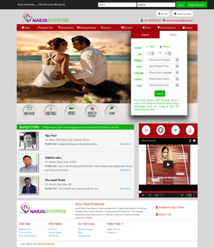 Corporate Matrimonial Script